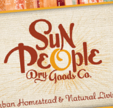 Sun People Dry Goods