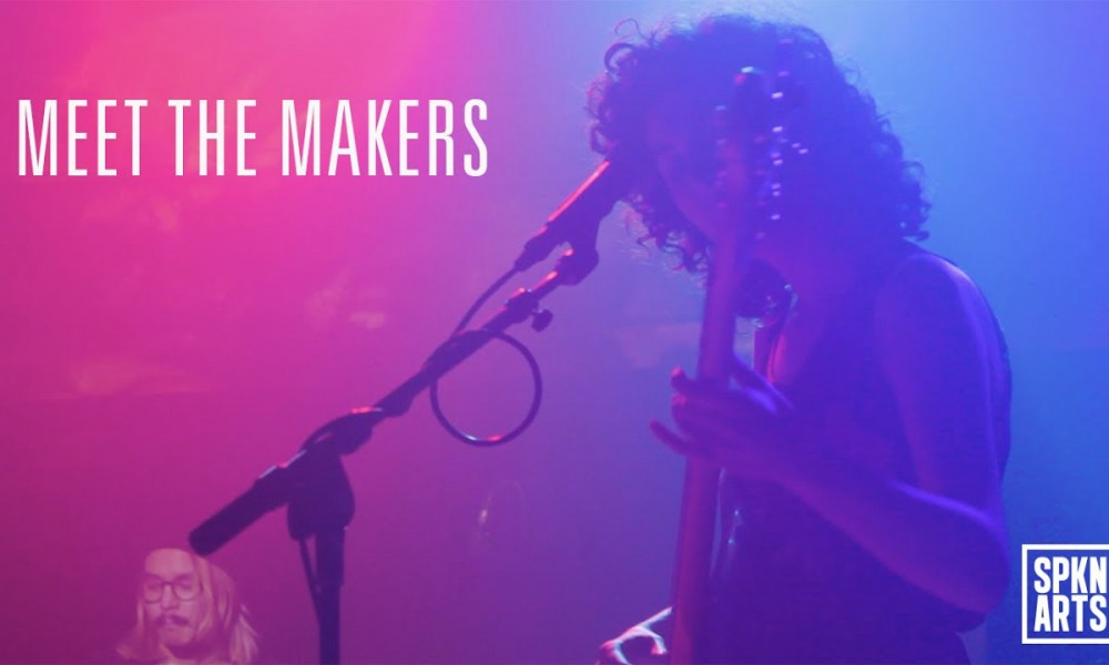 "Spokane Arts video ""Meet the Makers – Friends of Mine"""